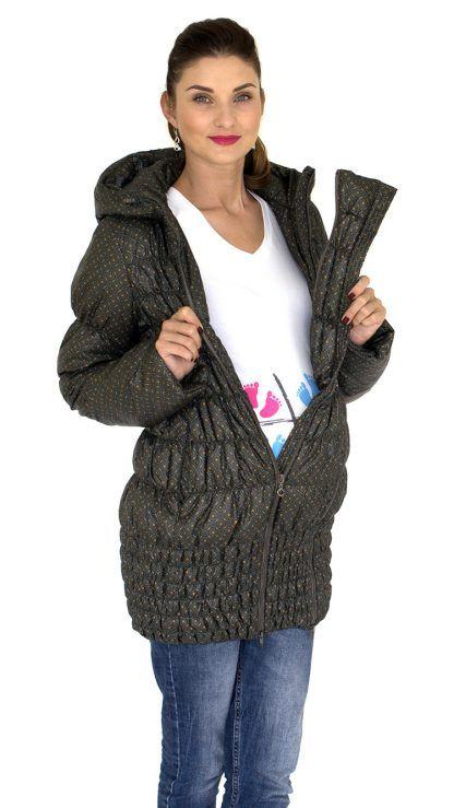 b2c19d7a68b7 Зимняя слингокуртка 3 в 1 – Sweetmama